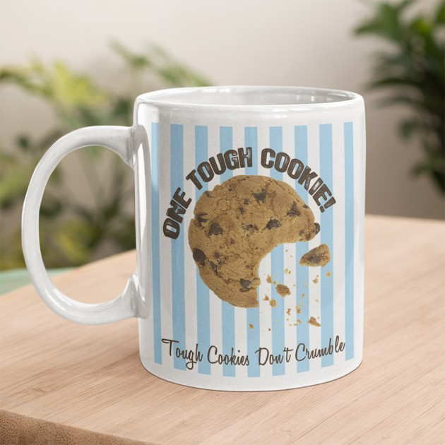 Hampers and Gifts to the UK - Send the One Tough Cookie Mug