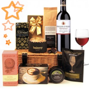 Hampers and Gifts to the UK - Send the Traditional Hampers