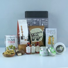 Hampers and Gifts to the UK - Send the Triple Tipple Gin Gourmet Hamper