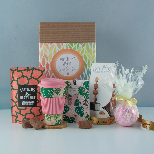 Hampers and Gifts to the UK - Send the Tropical Notes Gift Hamper for Her