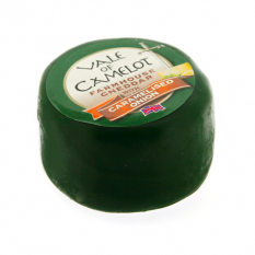 Hampers and Gifts to the UK - Send the Vale of Camelot Caramelised Onion Cheddar - 100g