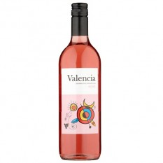 Hampers and Gifts to the UK - Send the Valencia Rosé Wine - 75cl