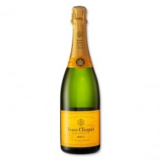 Hampers and Gifts to the UK - Send the Veuve Clicquot Champagne - 75cl