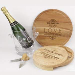 Hampers and Gifts to the UK - Send the Personalised Wedding Gifts