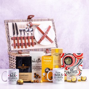 Hampers and Gifts to the UK - Send the Wedding Hampers