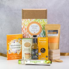 Hampers and Gifts to the UK - Send the Immune Boost Tea and Biscuits Care Package