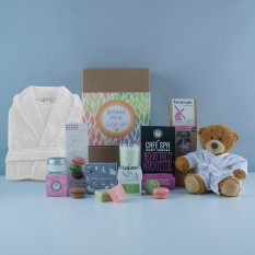 Hampers and Gifts to the UK - Send the Wellbeing Spa Pamper Hamper