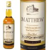 Hampers and Gifts to the UK - Send the Personalised Any Name Whisky Gift