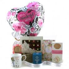 A Wonderful Mum Gift Basket