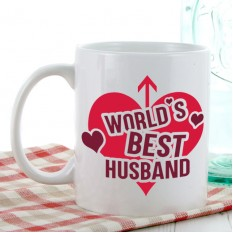 Hampers and Gifts to the UK - Send the Personalised World's Best Mug