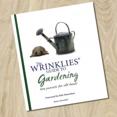 Hampers and Gifts to the UK - Send the Wrinklies Guide To Gardening  Book
