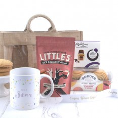 Hampers and Gifts to the UK - Send the You're a Star Gift Set