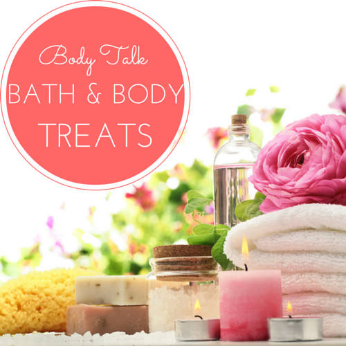 Pampering Gifts for Women - Bath and Body Talk