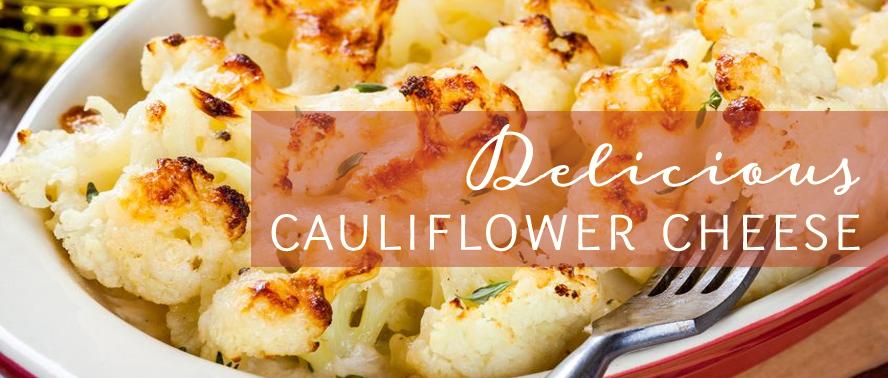 Recipe for Delicious Cheese Cauliflower with Broccoli