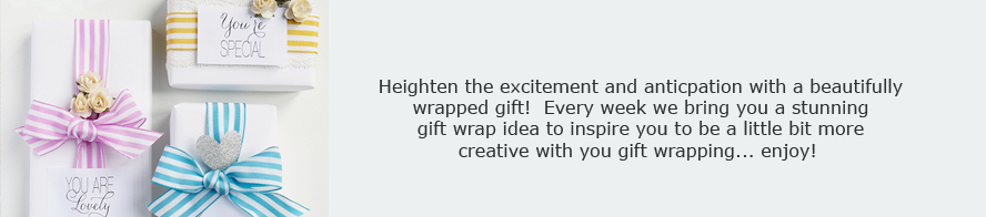 Gift Wrapping Ideas for All Your Gifting Occasions...