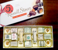 Use a Box of Chocolates for a Money Gift