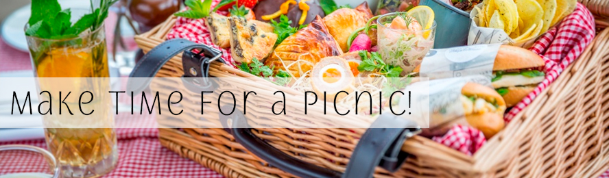 Enjoy a Summer Picnic Hamper...