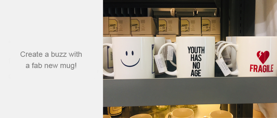 Personalised mugs for all occasions...