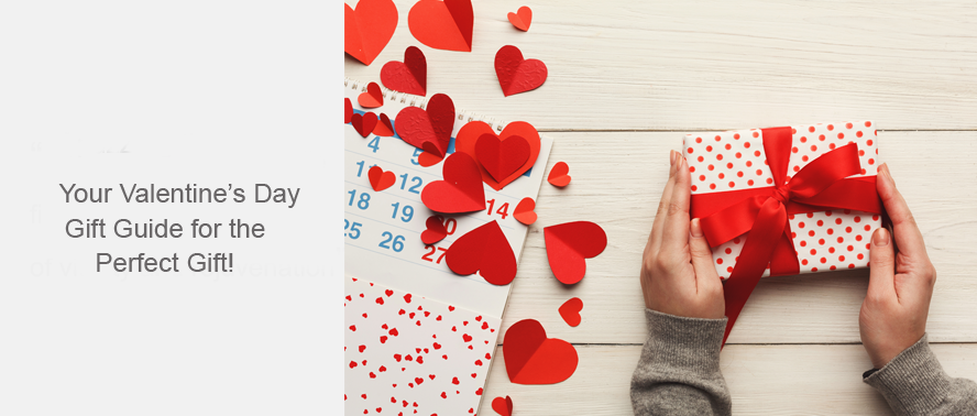 Gift Ideas for Valentine's Day this February 14th...