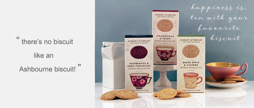 This Week's Spotlight Product is Ashbourne Tea Biscuits