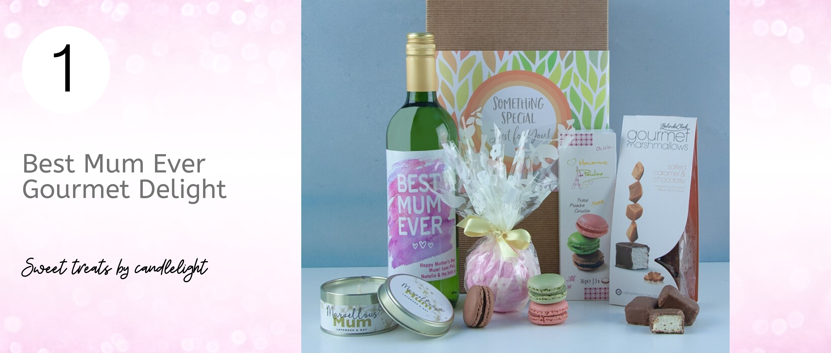 Best Mum Ever Hamper... gift idea for Mother's Day