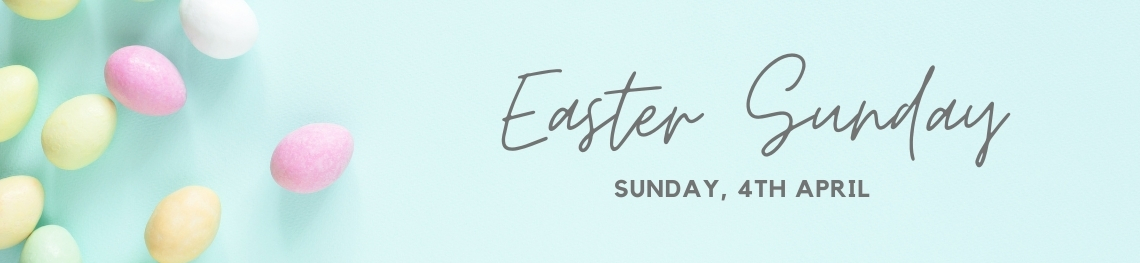 Easter Sunday is 4th April 2021 - gift ideas for chocolate lovers here at Smart Gifts...