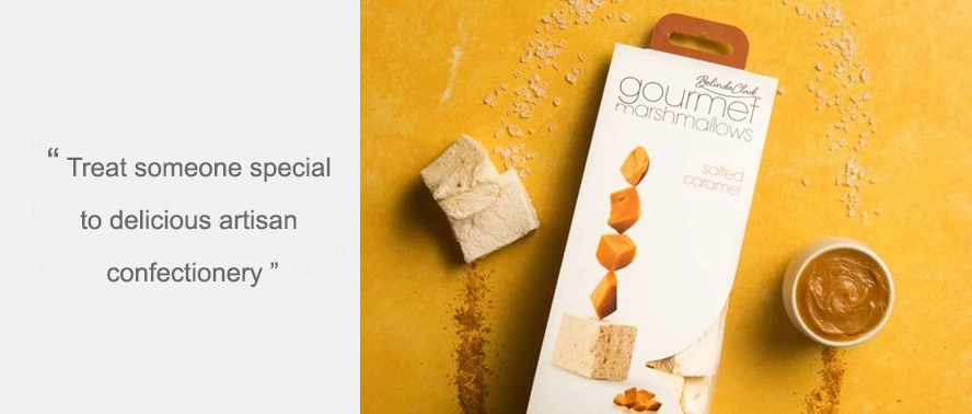 New Product: Gourmet Marshmallows by Belinda Clark