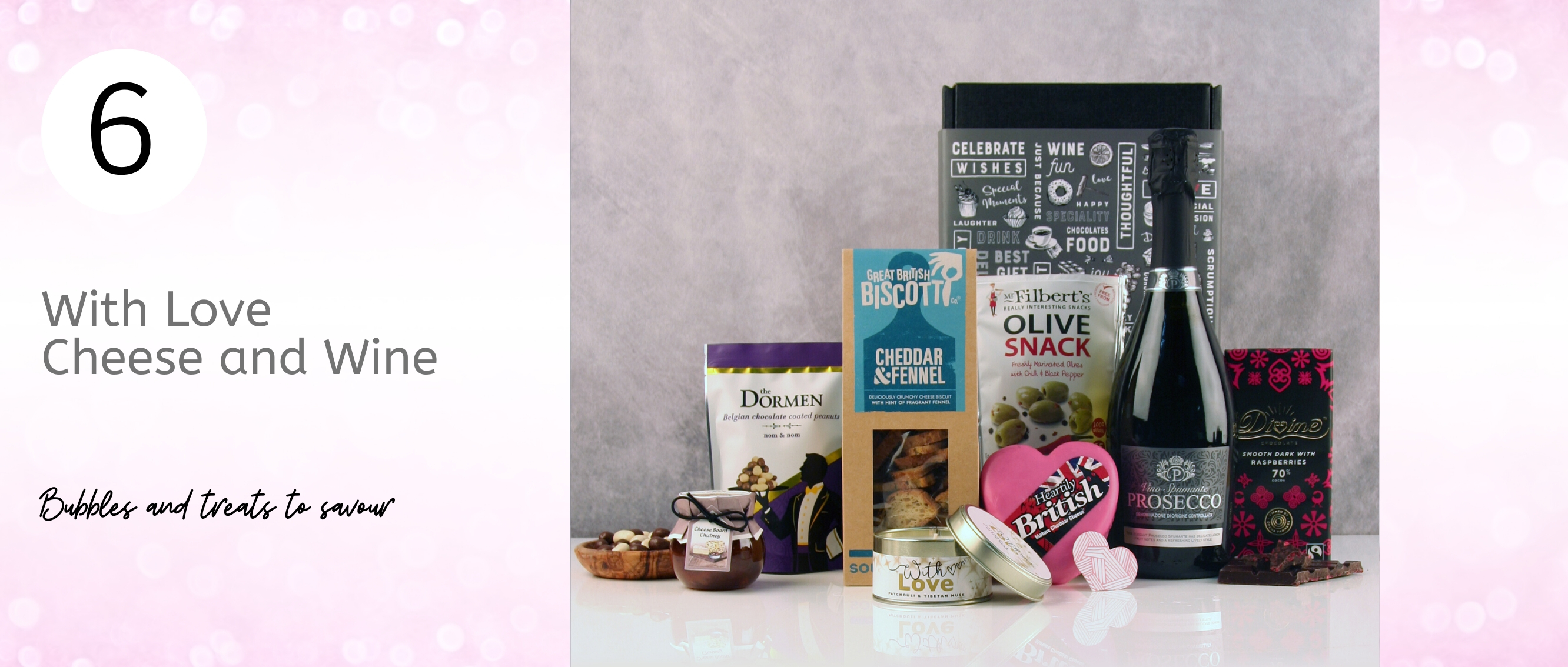Mum's Cheese and Wine Hamper for Mother's Day gift ideas...