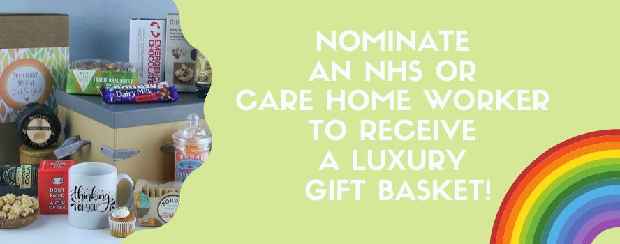 Nominate a NHS Worker to receive a luxury gift basket!
