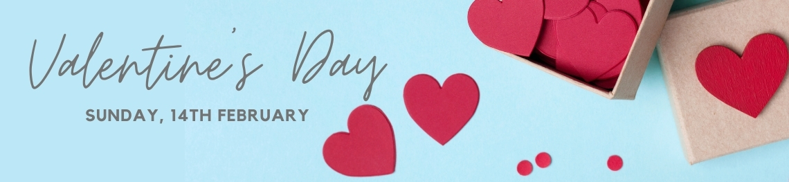 Valentine's Day Gift Ideas for Sunday, 14th June 2021