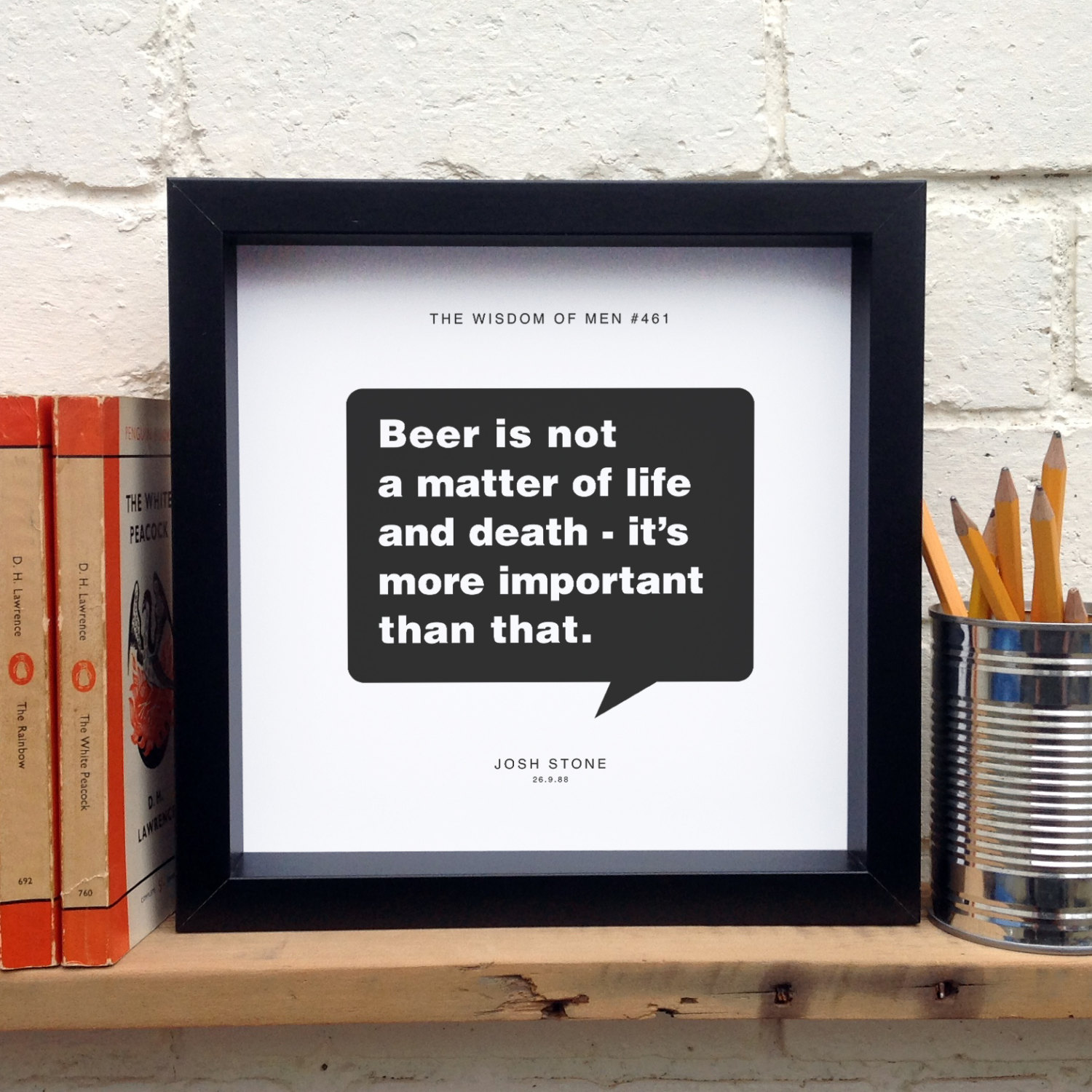 Beer Poster Gift