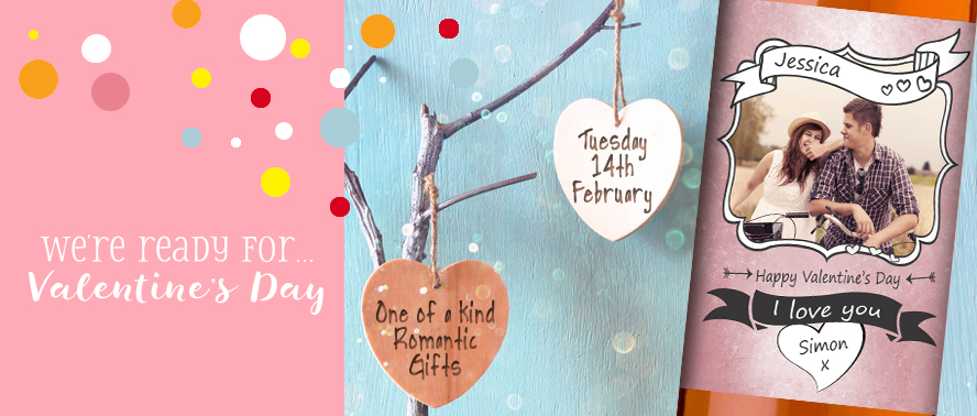 Personalised Valentine's Gifts... something a little more alternative...
