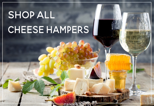 Shop ALL Our Cheese Hampers...