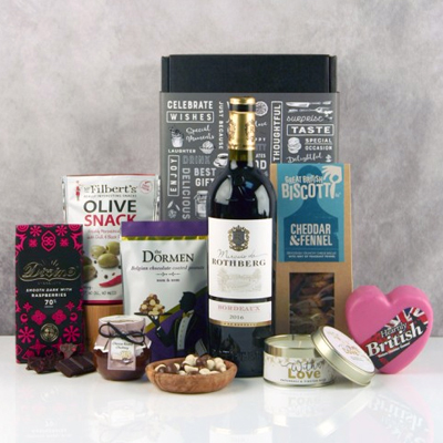 Mothers Day Cheese Gift...