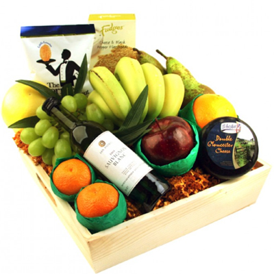 For the Health Conscious Mum a delicious fruit basket...
