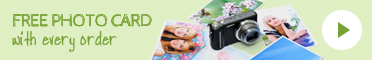 Send a gift basket today with a free photo card included... simply select this feature and upload your photo and we'll insert into a lovely greeting card and send with your gift