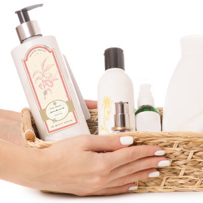 Top Gift for Mother's Day - Make Your Own Pamper Basket