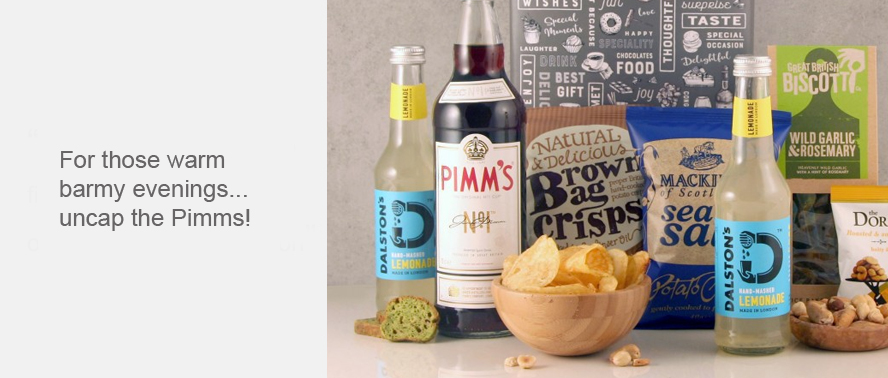 Wondering what foods are best paired with a Pimms cocktail?  Check out our latest blog post for ideas on what to serve with Pimms at your Summer party...
