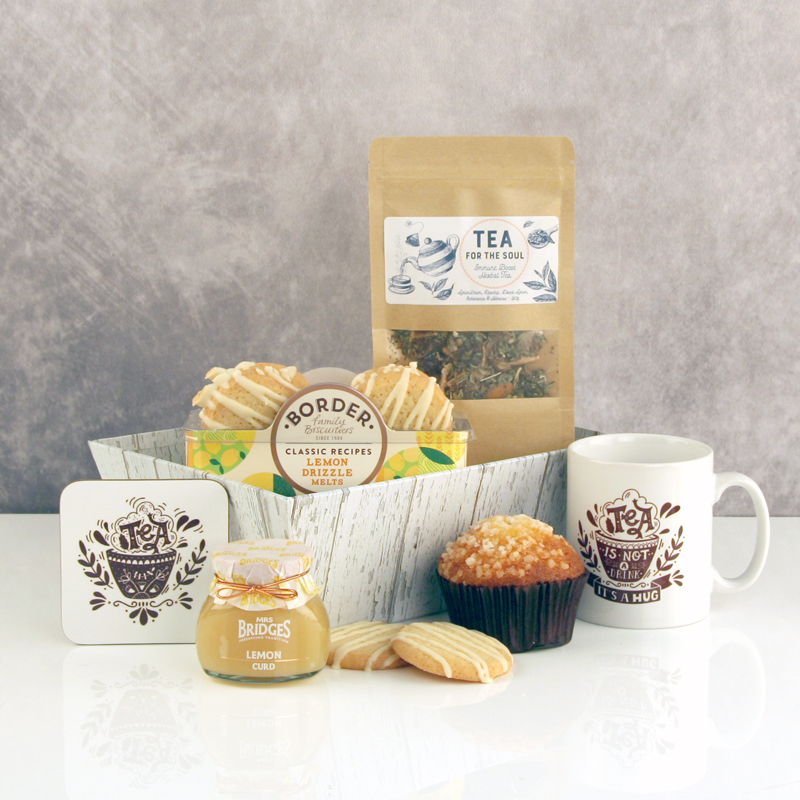 Top Gifts for Nan - Tea for the Soul Hamper