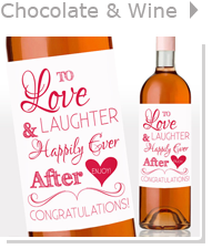 Chocolate and Wine Gifts for Mother's Day